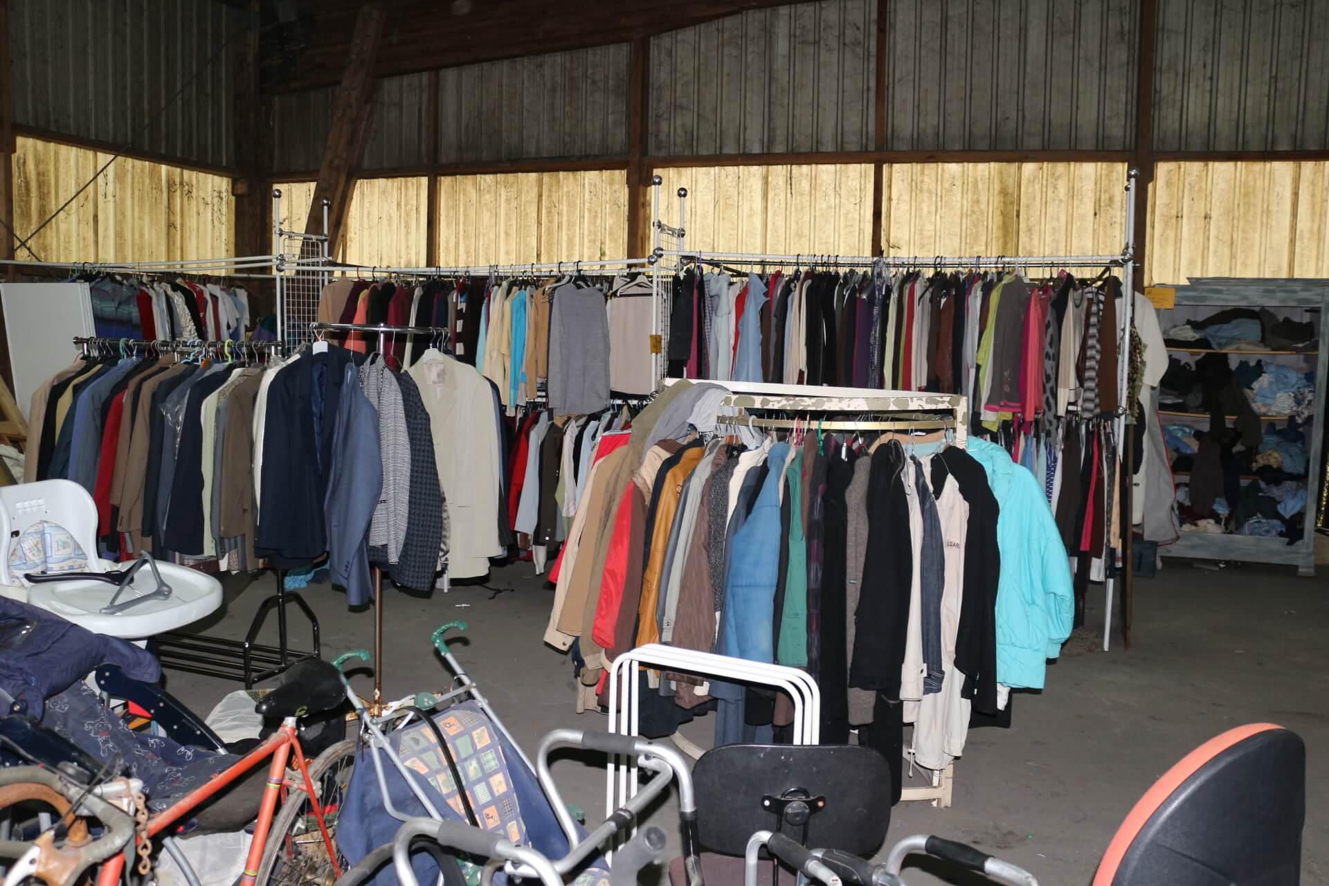 vêtements pas chers en Gironde